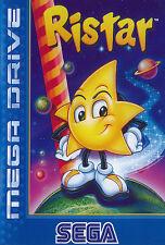 ## SEGA Mega Drive - Ristar - TOP / MD Spiel ##