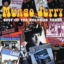 The Best of the Polydor Years by Mungo Jerry (CD, Nov-2003, Cherry Red)
