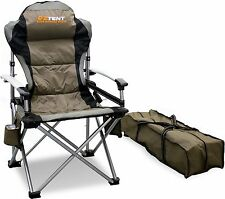Oztent King Kokoda Portable Outdoor Adjustable Lumbar Support Camp Chair OZKKC