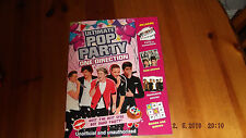 THE ULTIMATE POP PARTY ONE DIRECTION, new activity book