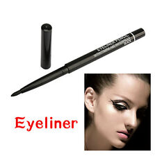 Eye Liner Rotary Waterproof Gel Cream Black Eyeliner Pen Makeup Cosmetic