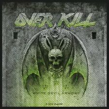"Overkill "" White Devil Armory "" Patch/Aufnäher 602473 #"