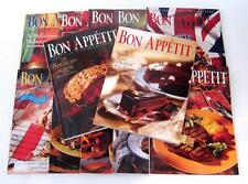 BON APPETIT MAGAZINE *** 1993, Complete Full Year, LOT of 12 *** GOURMET COOKING