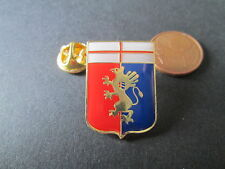 a1 GENOA FC club spilla football calcio soccer pins fussball italia italy