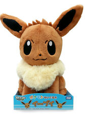 Takaratomy - Eevee (XYN-29) Pokemon X Y and Z Stuffed Plush Doll Pokemon Go
