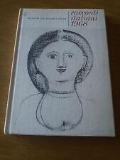 SELEZIONE DAL READER'S DIGEST - RACCONTI   ITALIANI - ANNO  1968