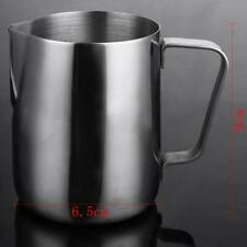 1PC Coffee Frothing Tea Milk Latte Jug 300ml Stainless Steel Home Kitchen Craft