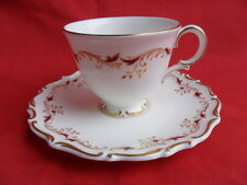 Royal Doulton, Strasbourg - 6 x small Coffee Cups & Saucers