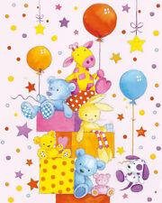 POSTER Little Friends Annabel Spenceley 16x20