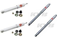 KYB 4 Gas-A-Just Shock Absorbers Dodge Ram 1500 4WD 4 x 4 2002 to 2005