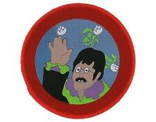 BEATLES yellow submarine - john 2008 WOVEN SEW ON PATCH official merchandise
