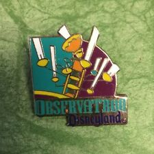 1998 Attraction Series - Tomorrowland Observatron - Disney Pin