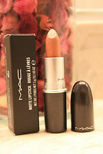MAC Satin Lipstick myth 3g/0.1 oz. NIB Guaranteed Authentic fall full size *nude