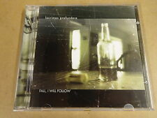 CD / LACRIMAS PROFUNDERE - FALL, I WILL FOLLOW