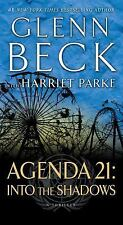 AGENDA 21: INTO THE SHADOWS BY GLENN BECK (2015) BRAND NEW TALL RACK PAPERBACK