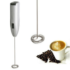 Strumento fusione Cappuccino Mix Caffè Latte frother Frothy baffi Frullare