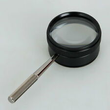 Perfect Optics Glass 35X50mm Jewelry Magnifying Handle Magnifier