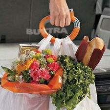 One Trip Grips Shopping Grocery Bag Holder Handle Carrier Lock Labor GYM Fit 1e
