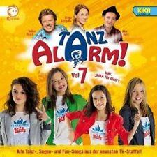VOLKER ROSIN/ALEX HUTH/TANZALARMKIDS - KI.KA TANZALARM! 7   CD KINDER POP  NEU