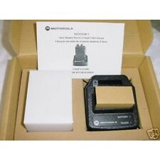 NEW*OEM MOTOROLA MINITOR V PAGER CHARGER RLN5703C RLN5703 MINITOR 5 FIRE-EMS-VFD