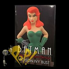 "BATMAN The Animated Series POISON IVY 6"" Mini Bust DC COMICS Diamond Select Toys"