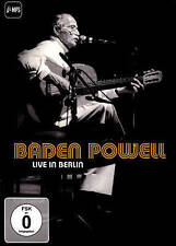 Baden Powell: Live in Berlin New DVD