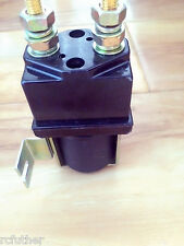 Albright Style SW180 Solenoid / Contactor - 200 amp w/ Mounting Bracket 12V