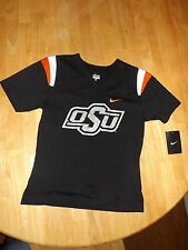 Oklahoma State Cowboys Nike Girls size Medium shirt NWT D112