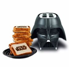 STAR WARS DARTH VADER HELMET 2 SLICE TOASTER BRAND NEW IN BOX