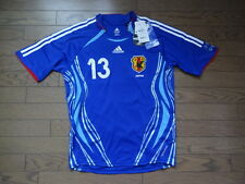 Japan #13 Yanagisawa 100% Authentic Player Issue Soccer Jersey 2006 Formotion