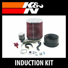 K&N 57i Performance Air Induction Kit 57-0395 - K and N High Flow Original Part