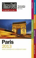 Time Out Shortlist Paris 2013-ExLibrary