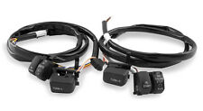 "HANDLEBAR WIRING KIT FOR HARLEY BLACK SWITCHES 48"" WIRING HARNESS"