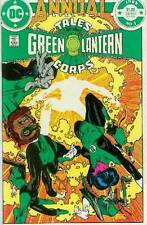 Tales of the Green Lantern Corps Annual # 1 (Gil Kane) (USA, 1985)