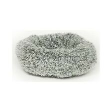 "Danish Design Pet Products Fluffy Grey Cushion Bed 51cm (20"") - Accessories - Do"