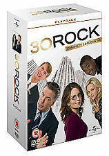 30 Rock  Complete Seasons 1-4 + Bonus Features