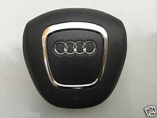 AUDI S LINE A3 A4 S4 A5 A6 A8 Q7 3 SPOKE DRIVERS STEERING WHEEL AIRBAG 8K0880201