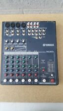 Yamaha MG102c 10-Channel Mixing Console No Power Cord