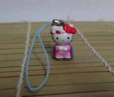 Hello Kitty Cosplay Seafood Chef CellPhone Strap Charm Mascot