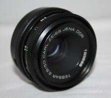 Carl Zeiss Jena Tessar 50mm f/2.8 Lens - M42 Mount - vgc