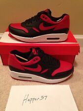 Nike Air Max 1 Premium QS Bred Valentine's Day 665873-061 Size 6.5 LIMITED DS