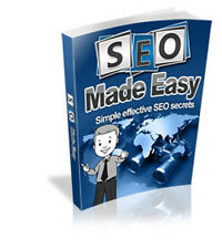 SEO MADE EASY - Simple Effective SEO Secrets; Improve Your Website Ranking, (CD)