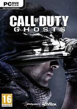 Call of duty-Ghosts | PC | DVD versión | nuevo & OVP | usk18 | incl. key
