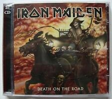 Iron Maiden - Death On The Road - Live - 2 x CD - BRAND NEW & SEALED