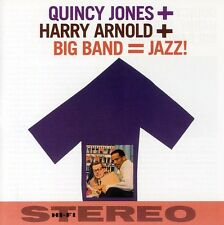 Quincy Jones - Big Band = Jazz [New CD]