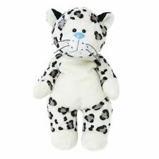 """Me to You Blue Nose Friends - 8"""" Buster the Leopard - Floppy Pattern Plush"""