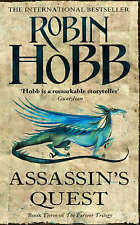 Assassin's Quest (The Farseer Trilogy - Book 3), Hobb, Robin Paperback Book