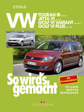 VW GOLF 6 VARIANT PLUS TOURAN JETTA 3 REPARATURANLEITUNG SO WIRDS GEMACHT 151