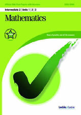 Maths Intermediate 2 SQA Past Papers: Units 1, 2 and 3 (Official Sqa Past Paper)