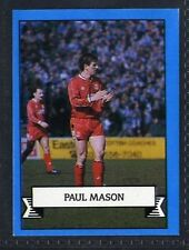 (Gp988-407) Merlin Football Card, Team 90, #308 Paul Mason, Aberdeen 1990 EX